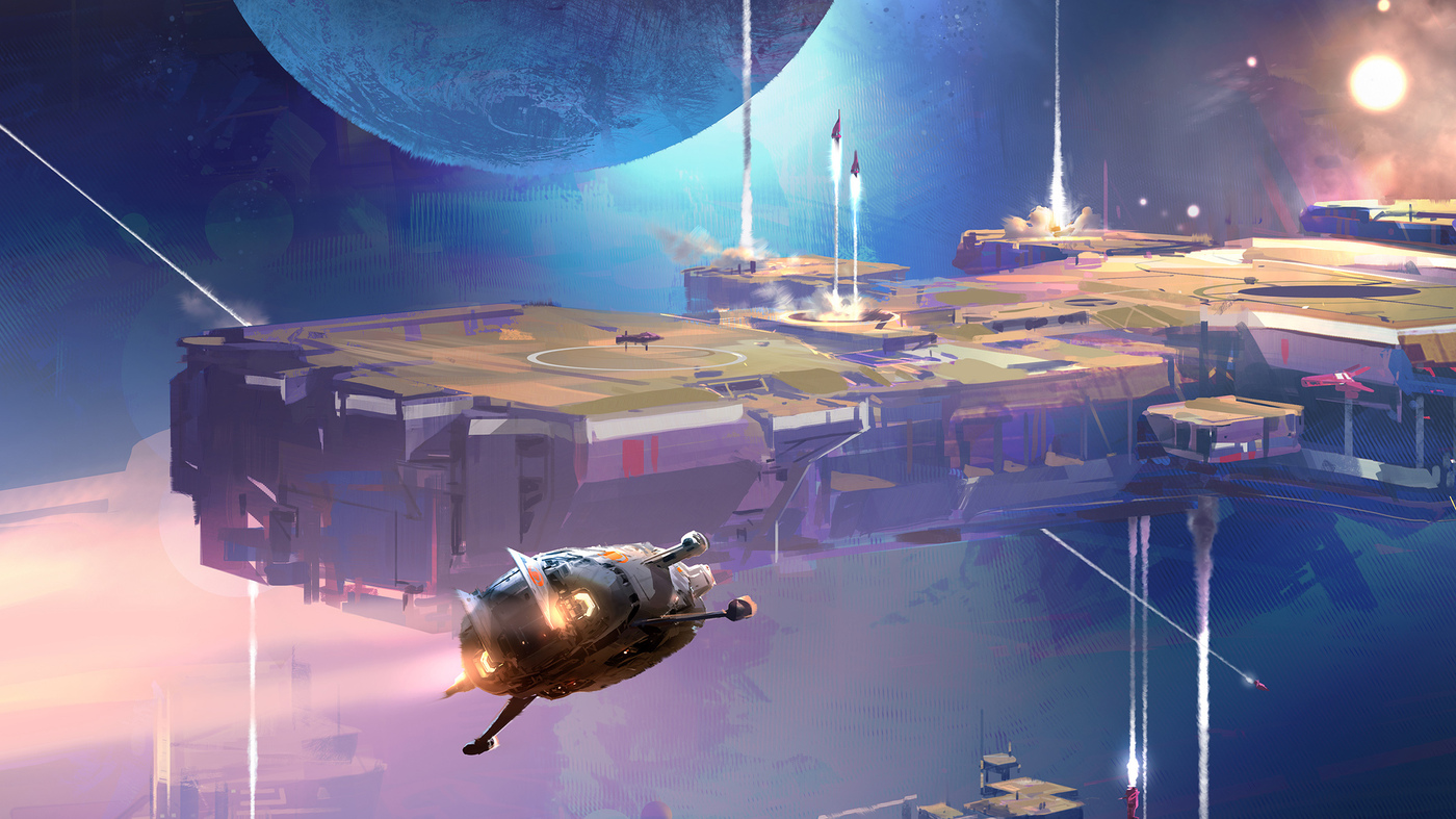 Welcome To 'The Collapsing Empire:' Questions For John Scalzi