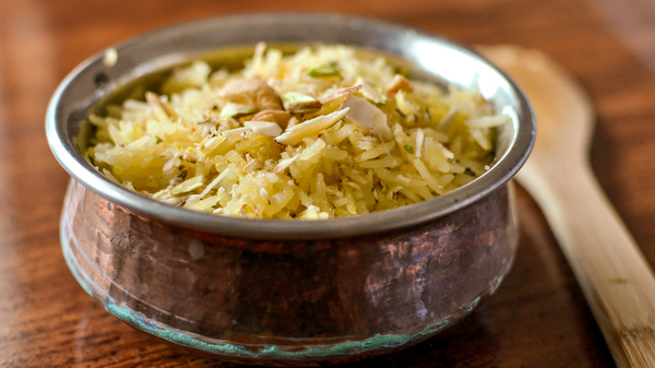 There are many rituals associated with the Hindu Sindh holiday Cheti Chand, which falls on March 29 this year. One that continues to hold meaning for the author is the consumption of tahri, or sweet rice, during langar, the communal meal at the end of the celebration.