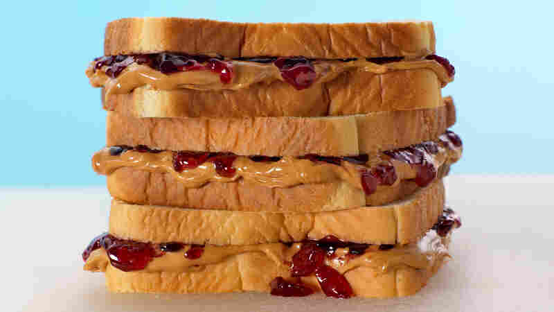 The Pregame PB&J: How The Comfort Food Became The NBA's Recipe For Success