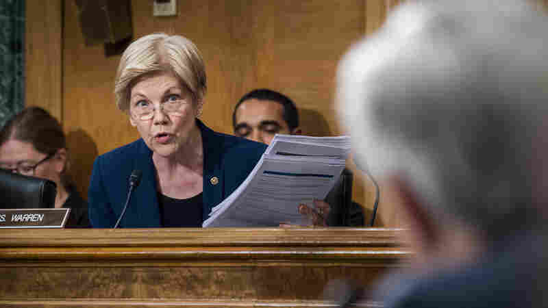 Media Advisory: NPR News Interview with Sen. Elizabeth Warren