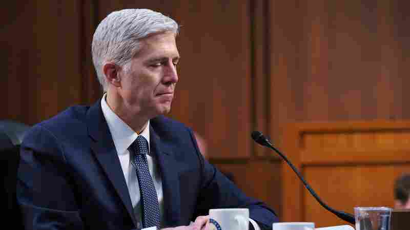 Schumer Says He'll Oppose Gorsuch Nomination, Sets Up Filibuster Showdown With GOP