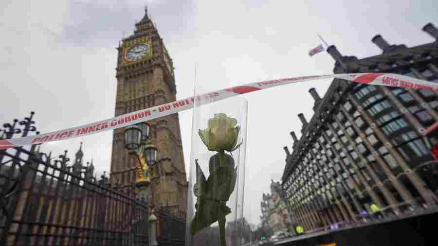Police Identify Suspect In Deadly London Attack Near U.K. Parliament