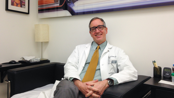Dr. Paul Turek, a urologist with clinics in San Francisco and Beverly Hills, says one group of friends who got vasectomies together, during the NCAA spring basketball tournament, seemed to recover more quickly than usual, and require fewer pain pills.