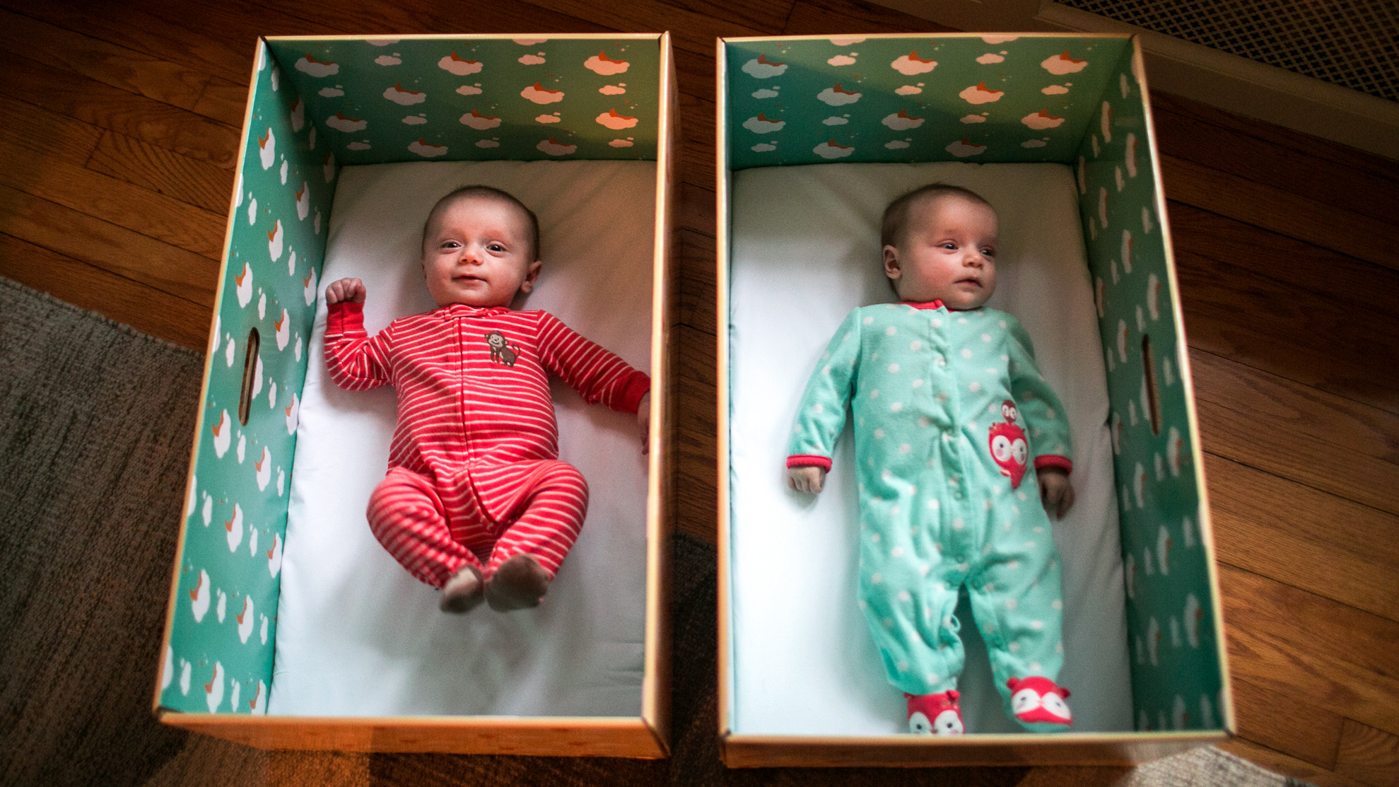 Baby-box: Mom, give me a chance to survive