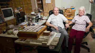 Octogenarian Couple Donates $10 Million Insect Collection