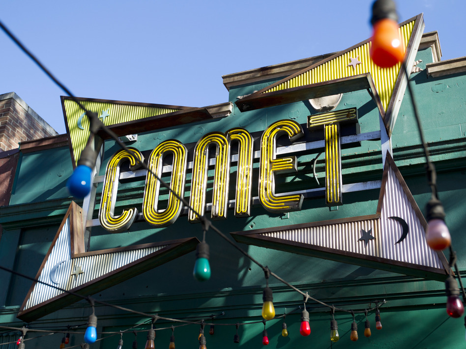 "Edgar Maddison Welch, 28, pleaded guilty Friday to two charges related to last year's armed confrontation at the Comet Ping Pong restaurant in Washington, D.C. Welch says he was ""self-investigating"" false Internet rumors of a pedophile ring at the pizzeria. (Jose Luis Magana/AP)"