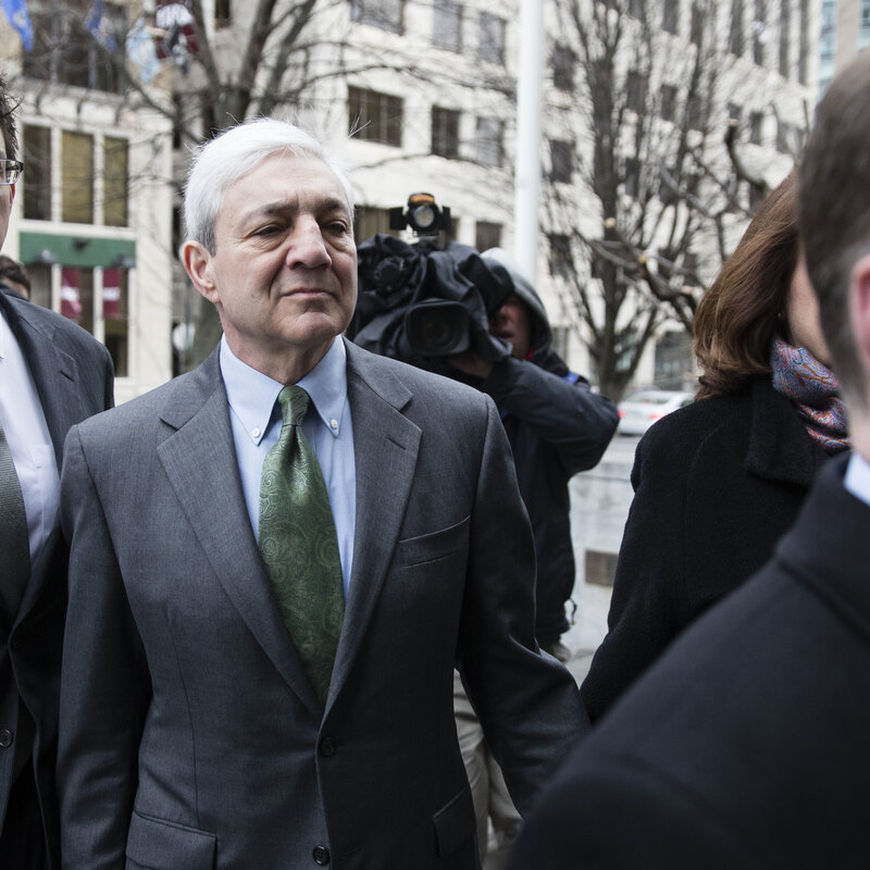 3 Ex-Penn State Officials Get Jail Time For Failure To