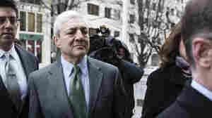 Ex-Penn State President Guilty Of Child Endangerment In Abuse Scandal