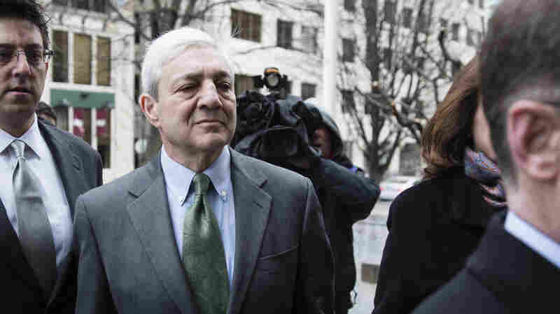 Ex-Penn State President Guilty Of Child Endangerment In Abuse Scandal