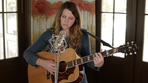 Watch Caroline Spence Perform 'All The Beds I've Made' Live For Folk Alley