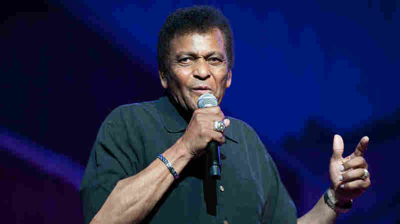Charley Pride performs in Nashville, Tenn., on June 10, 2015.