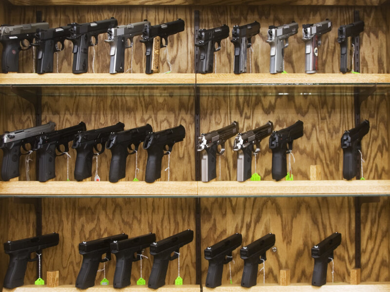 In North Dakota, No Need For A Permit To Carry A Concealed