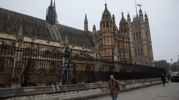 With Parliament Square reopened after Wednesday