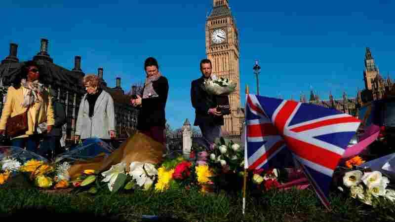 Keeping Calm In London, In Spite Of Terror