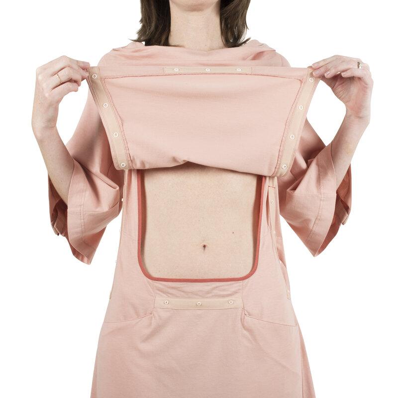 INGA Wellbeing: Fashionable Hospital Clothing To Help Cancer ...