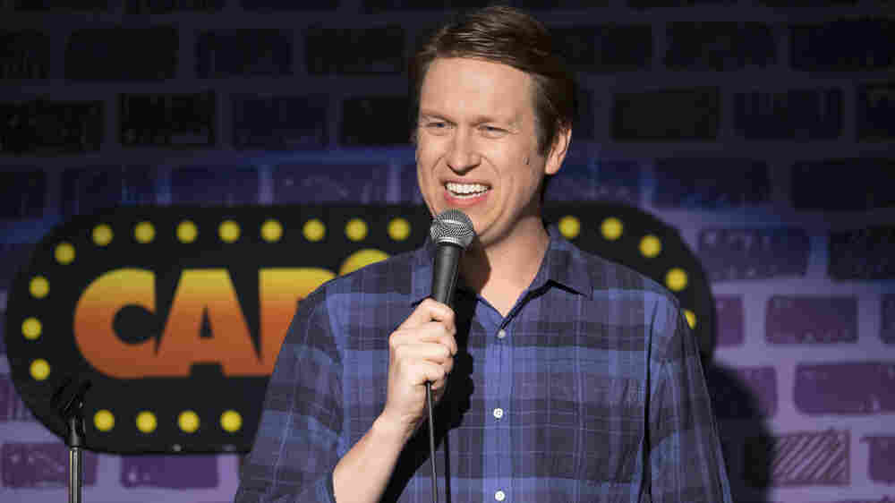 Fresh Air Weekend: Comic Pete Holmes; Ron Powers Discusses His Sons' Schizophrenia