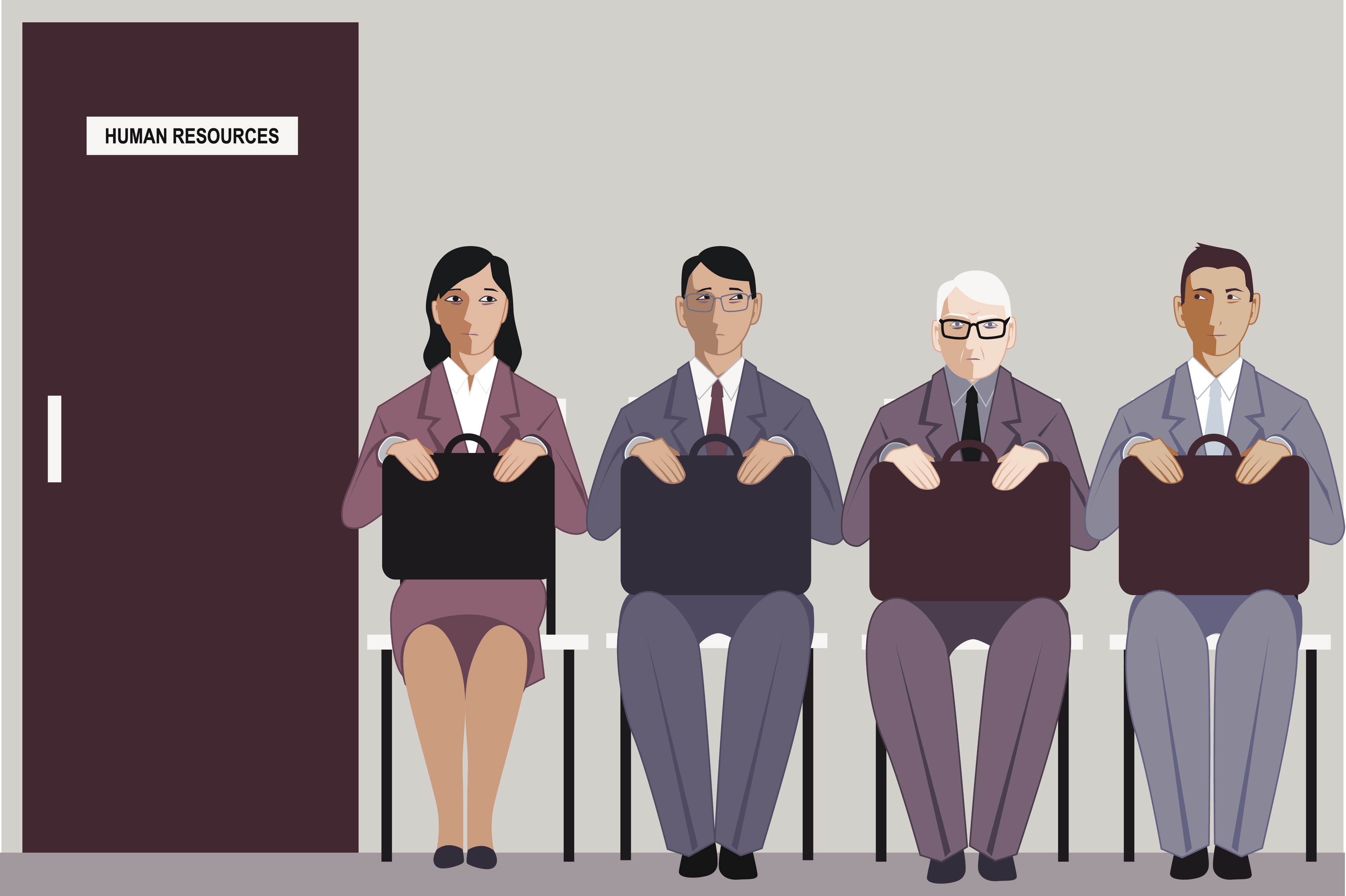 Too Much Experience To Be Hired? Some Older Americans Face Age Bias