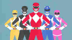 Power Rangers: Haim Saban
