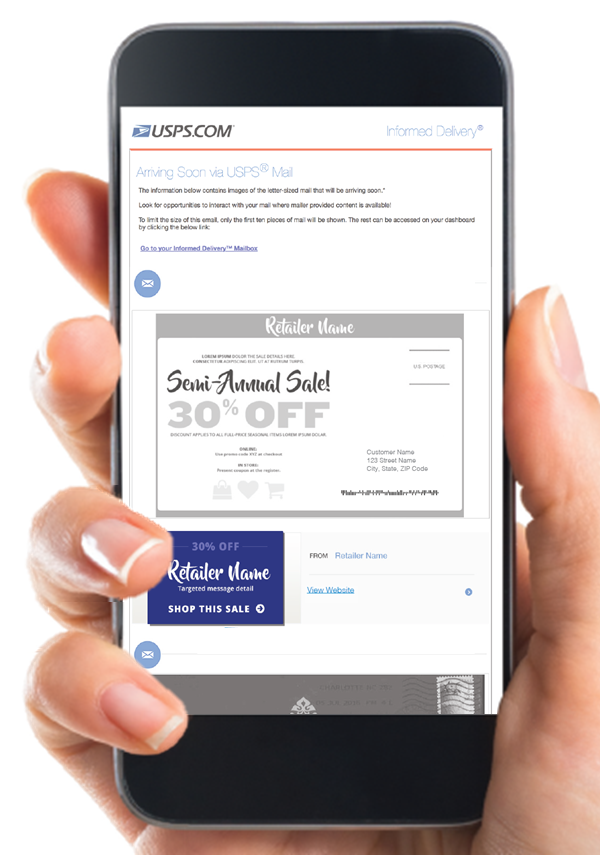 New Usps Service Gives You A K Into Your Mailbox Before Get Home