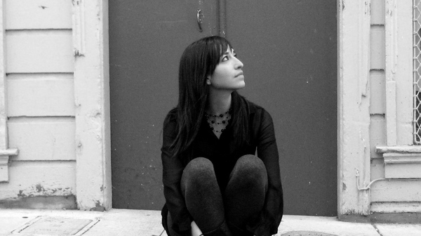 Singer-songwriter Diana Gameros, originally from Ciudad Juárez, Mexico, now lives in the Bay Area.