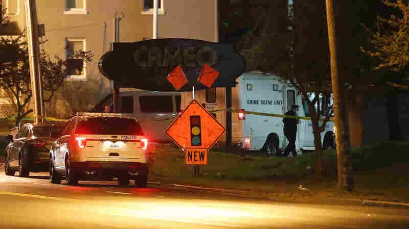 Cincinnati Police Say 15 Shot, 1 Killed In Nightclub