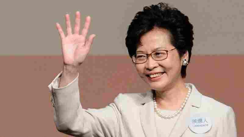 Carrie Lam, Beijing's Favored Candidate, Elected To Lead Hong Kong
