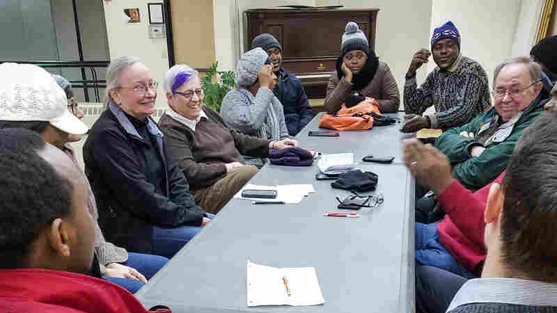 In Maine, A Common Language Connects French Canadians, African Immigrants