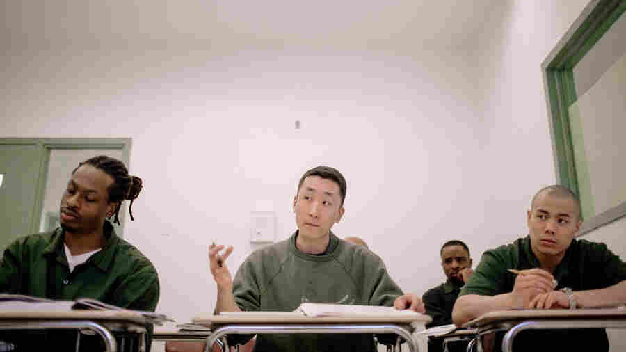 College Classes In Maximum Security: 'It Gives You Meaning'