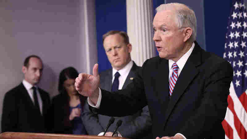 Attorney General Orders Crackdown On 'Sanctuary Cities,' Threatens Holding Funds