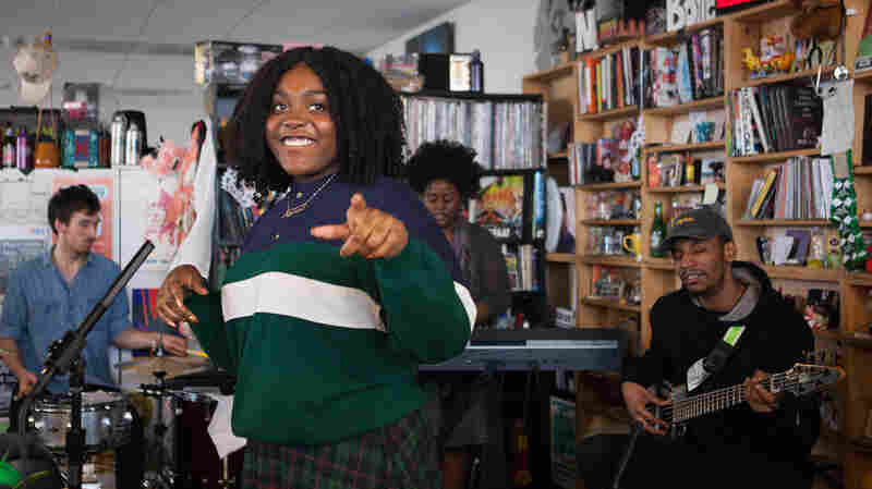Noname: Tiny Desk Concert