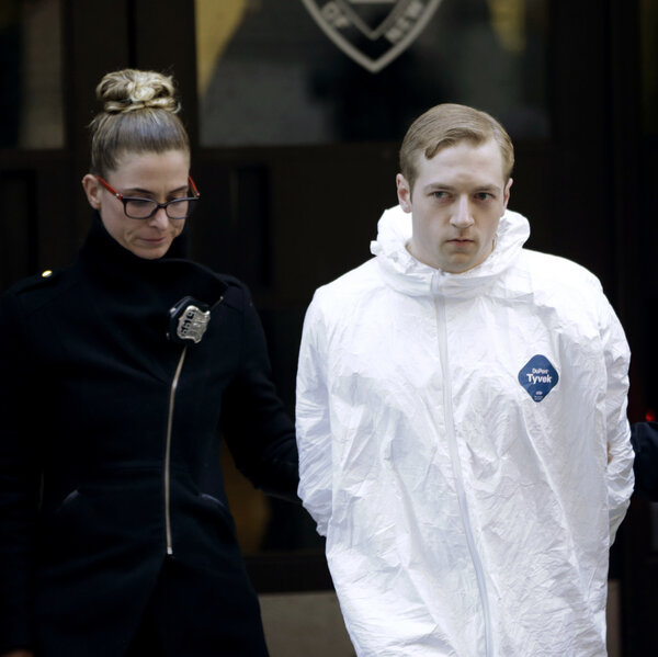 White Supremacist Charged With Terrorism Over Murder Of Black Man