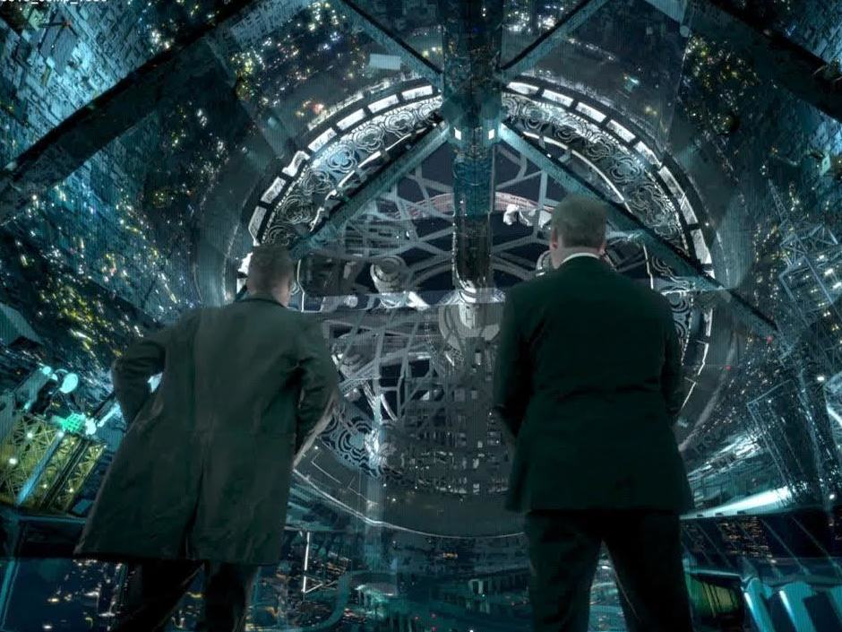 Sci-Fi Show 'The Expanse' Preps Us For The Future