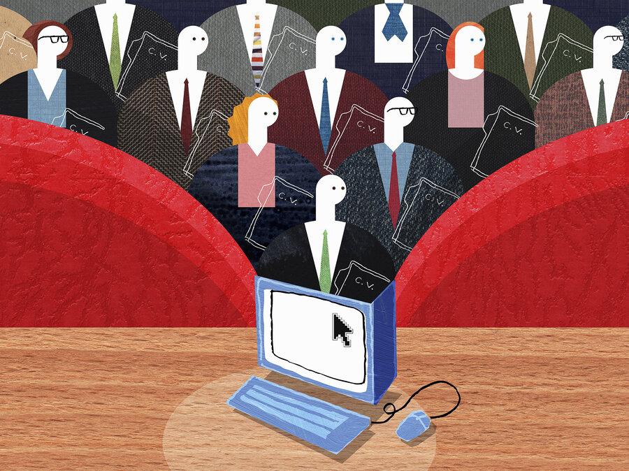 older workers find age discrimination built right into some job websites - Combat Age Discrimination Resume Tips