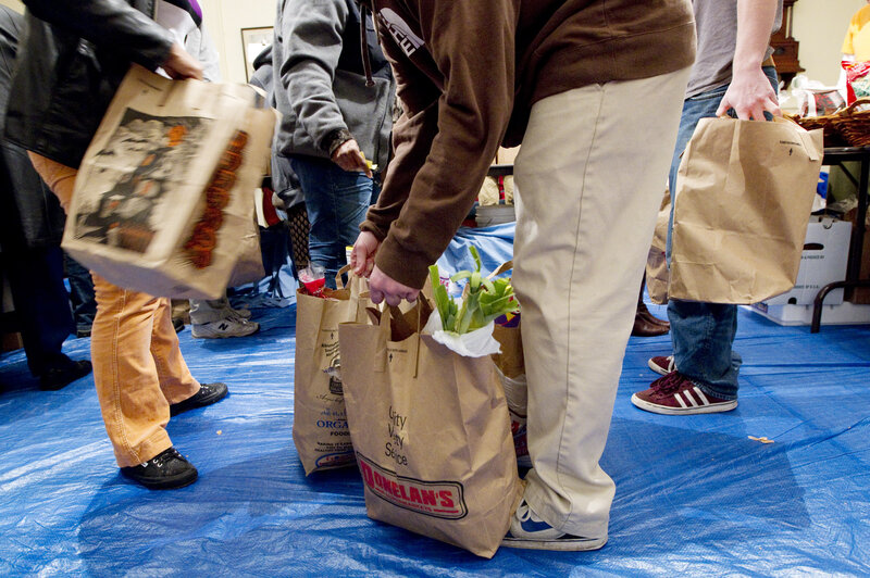 Deportation Fears Prompt Immigrants To Cancel Food Stamps : The Salt