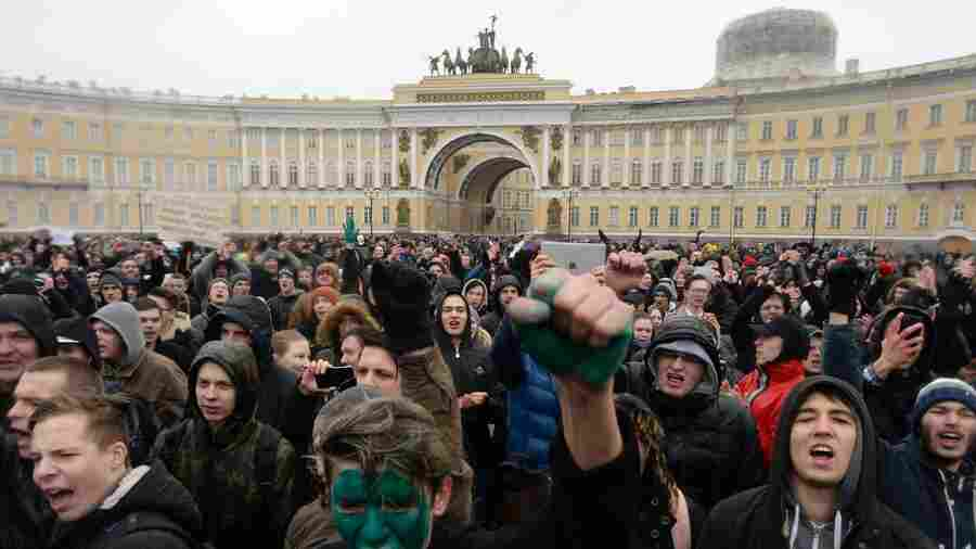 What Russia's Protests Mean For Putin's Opposition