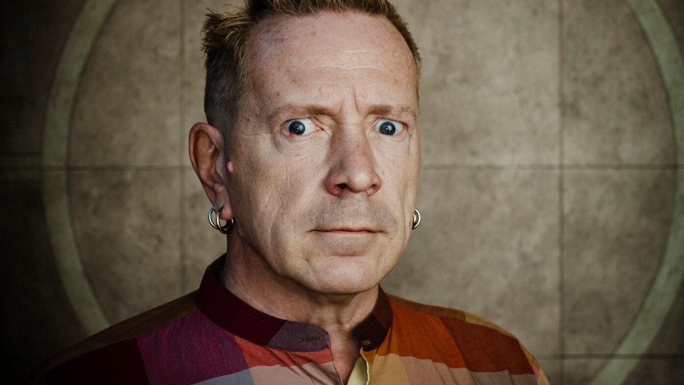 John Lydon On Anarchy, Politics And Mr Rottens Songbook -8752