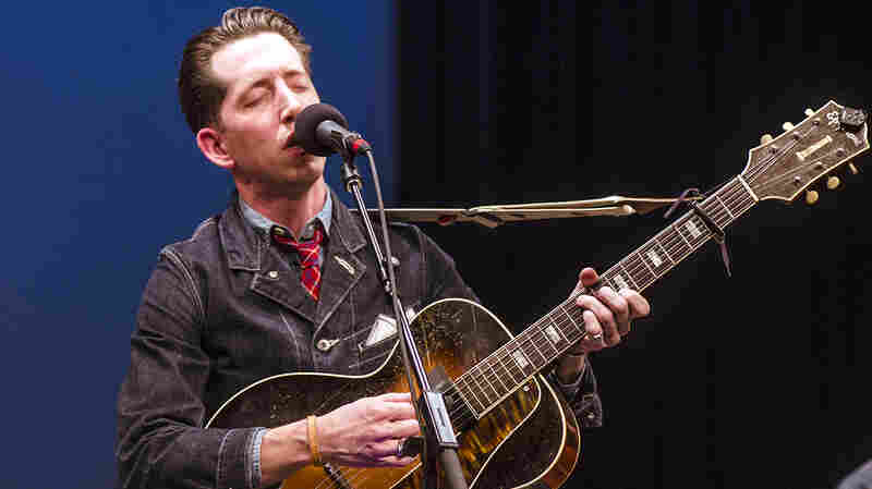 Watch Pokey LaFarge Perform 'Hard Times Come And Go' Live On Mountain Stage
