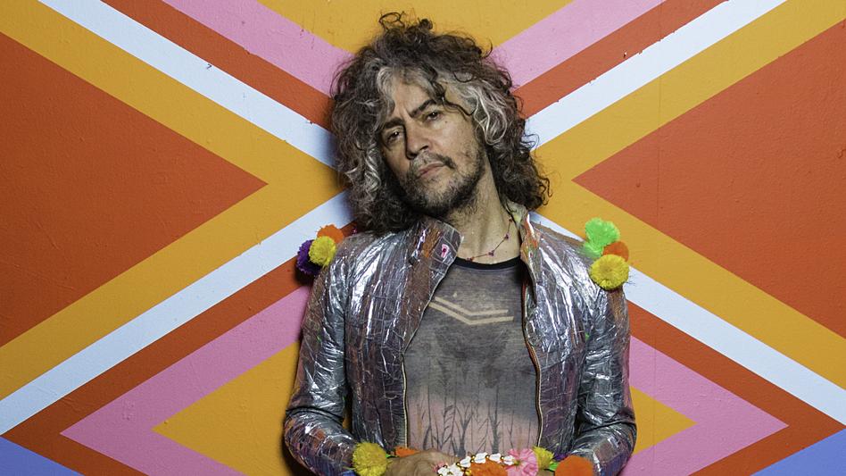 Wayne Coyne of The Flaming Lips is <em>World Cafe</em>'s guest for Tuesday, March 28.
