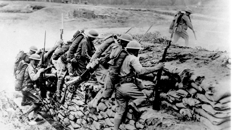Hefty Cost World War Made Major