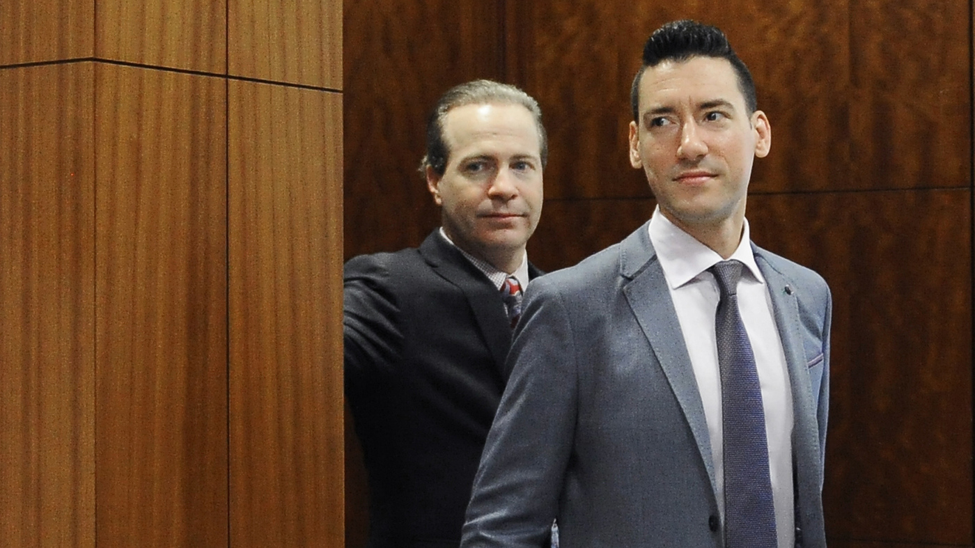 2 Activists Who Secretly Recorded Planned Parenthood Face New Felony Charges : The Two-Way : NPR
