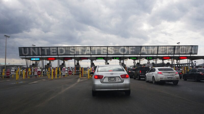 Canadians Report More Scrutiny And Rejection At U S  Border