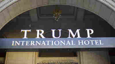 Trump Company Reportedly Looking To Add Another Hotel In Washington, D.C.