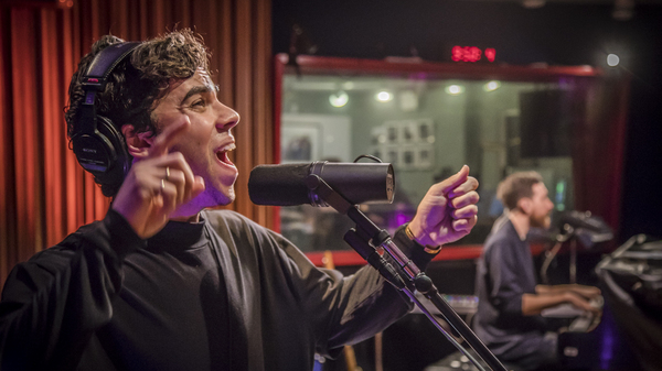 Electric Guest performs live for KCRW