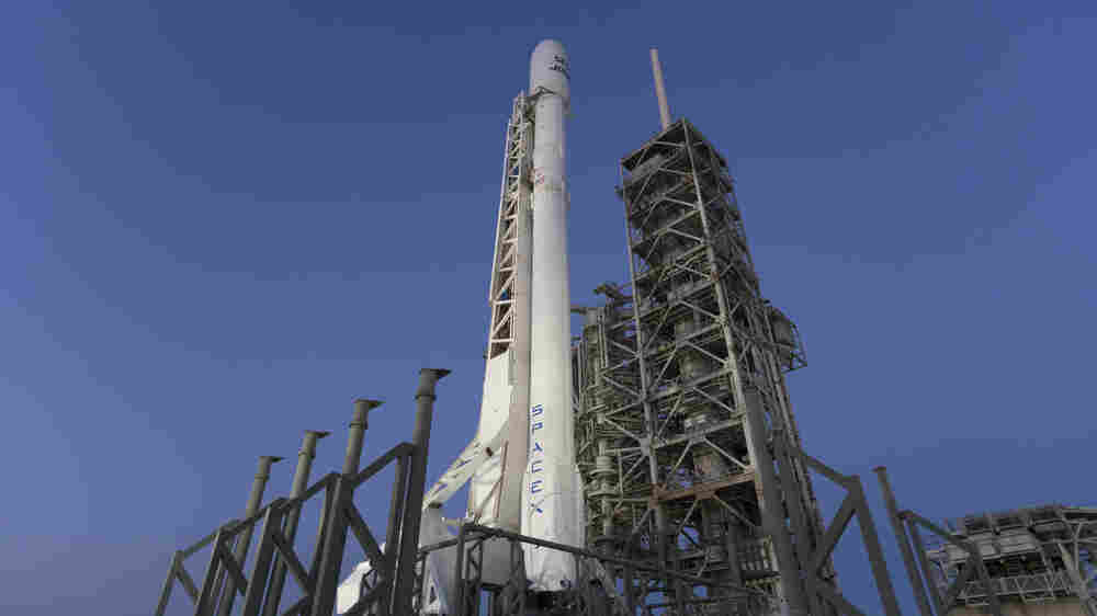 SpaceX Reuses A Rocket To Launch A Satellite
