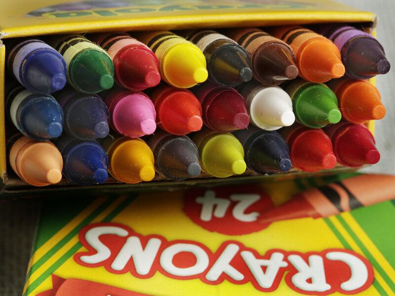 Crayola Announces Retirement Of  Dandelion a67ac73b2956