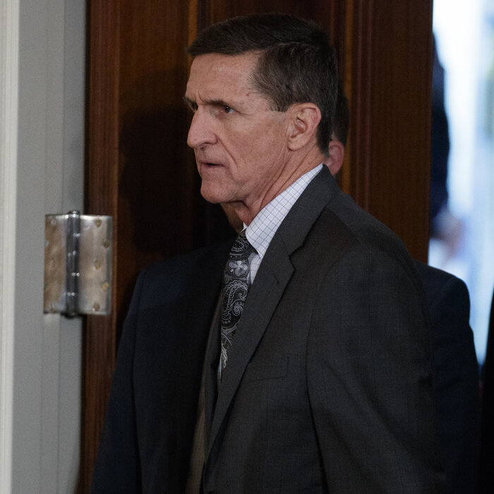 Ex-Trump Adviser Flynn Seeks Immunity Before Testifying On Russia Contacts