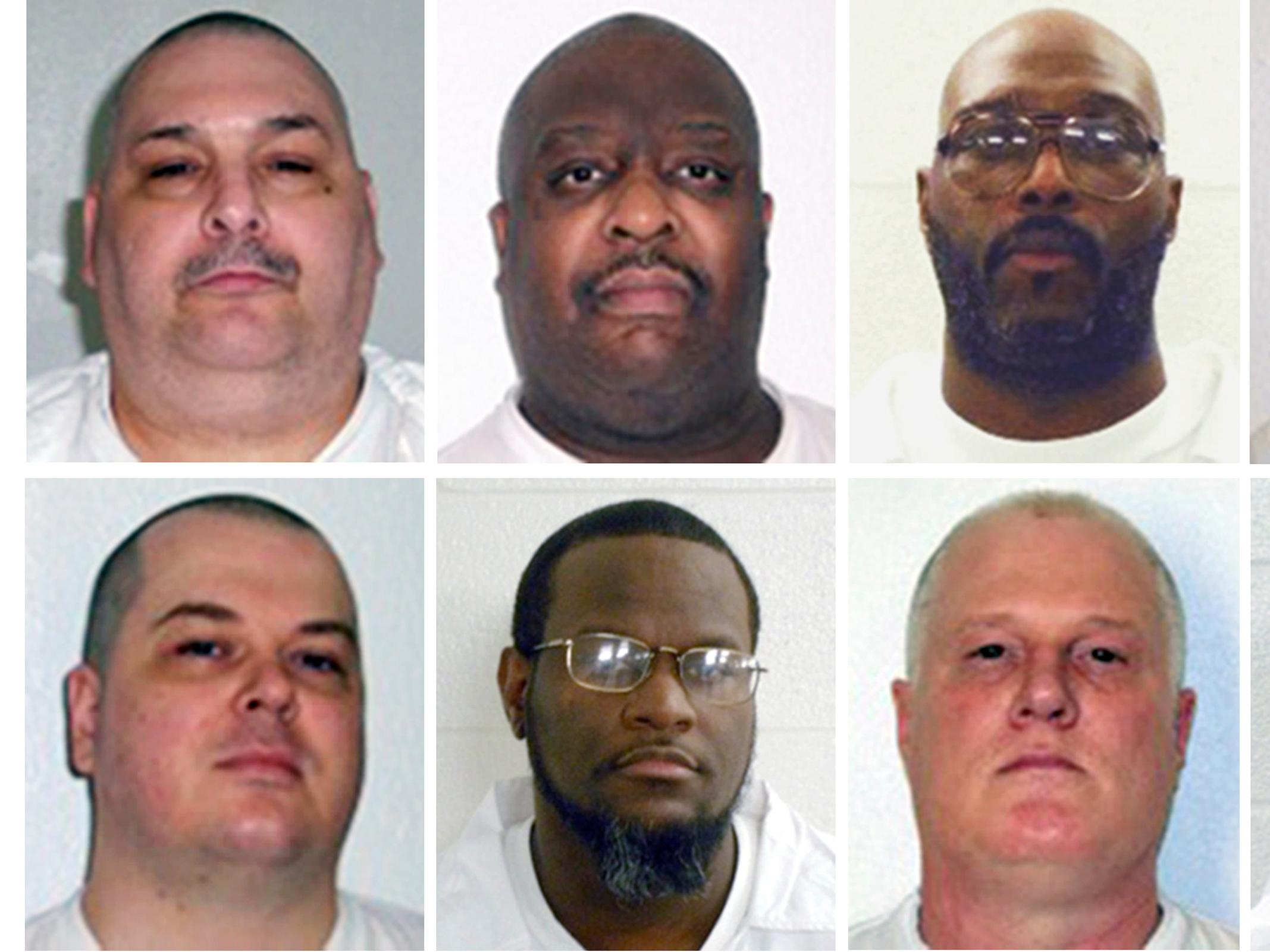 erilaisia tyylejä täysin tyylikäs uusi halpa Arkansas Readies For 8 Executions, Despite Outcry Over Pace ...