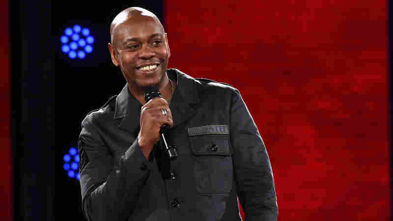 Pop Culture Happy Hour: The Return Of Dave Chappelle And 'CHIPS'