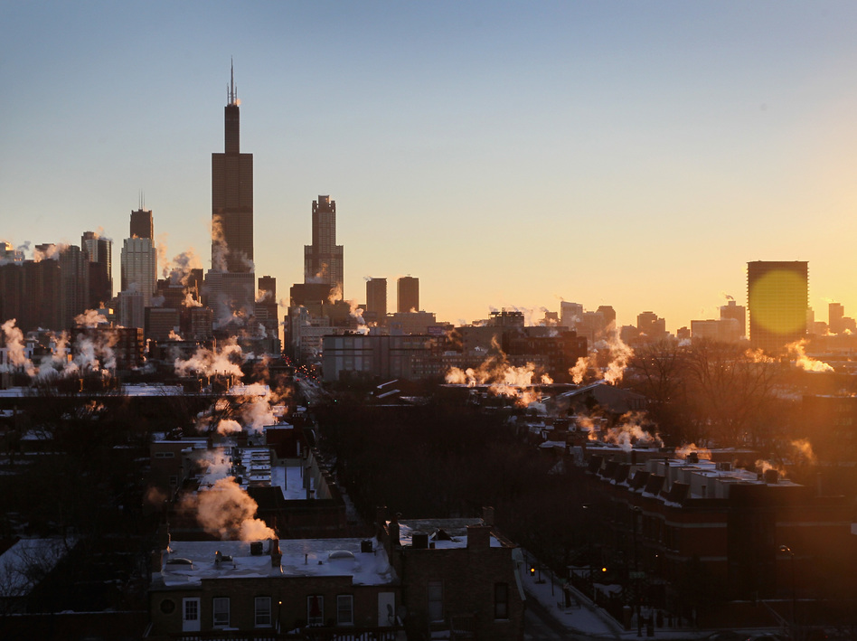 If Chicago, the fifth most racially and economically segregated city in the country, were to lower its level of segregation to the national median of the 100 largest metropolitan areas in the country, it would have a profound impact on the entire region. (Scott Olson/Getty Images)