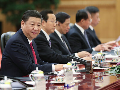 Trump Will Host China's President Xi In Florida On April 6